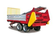 Rozrzutnik obornika N-255/4  8 ton Igamet