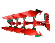 Pługi obracalne lekkie 3 i 4 skibowe  AGRO-MASZ