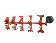 Pługi obracalne lekkie 3, 4,5 skibowe ( 35, 40, 45,50) AGRO-MASZ