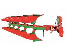Pługi obracalne zab. resorowe 3, 4,5 skib. AGRO-MASZ