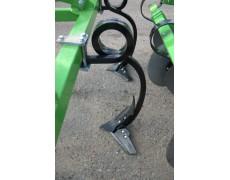 Agregaty podorywkowe z wałem rurowym (zabezpieczenie: śrubowe lub sprężynowe) BOMET