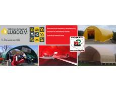 Targi budowlane LUBDOM w Lublinie od 1 do 3 kwietnia  2016r. Zaprasza firma Master