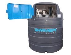 Jedno i dwupłaszczowe zbiorniki do AdBlue SWIMER opis