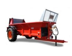 Rozrzutnik obornika N-255/7  10 ton Igamet