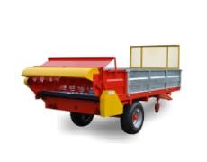 Rozrzutnik obornika N-255/3  3 tony  - do prac w tunelach ogrodniczych Igamet