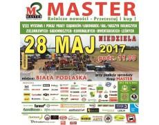 Pokaz i wystawa maszyn rolniczych w MASTER 28 maj 2017 (niedziela)