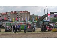 Wystawa i pokaz pracy maszyn rolniczych MASTER DEMO TOUR 2016